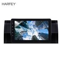 Harfey 8 дюймов Android 8,1 gps навигации радио для BMW X5 E53 2000 2007 с сенсорным экраном Bluetooth AUX Поддержка DVR Carplay системы контроля давления в шинах