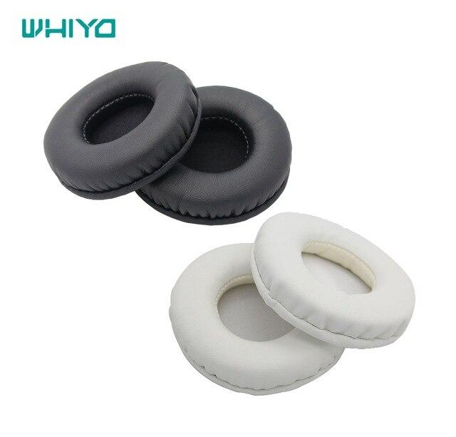 Substituição Ear Pads Almofada para JVC Whiyo HA-S360 HA-S400 HA-S400B HA-S500 HA-SR500 HA-NC80 HA-NC120 Noise Cancelling Headset