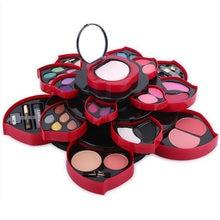 Высококачественный набор для макияжа модный косметики зеркальный