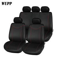 WUPP New T21638 11pcs Car Seat Cover Full Set Automobile Seat Protection Cover Universal Car Low back Seat Cover