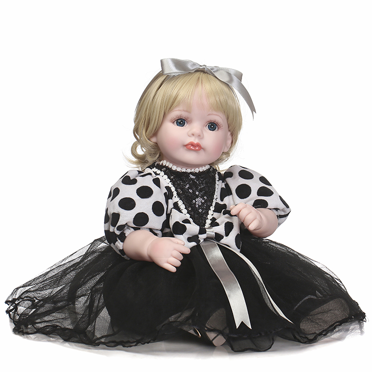 55cm Silicone Reborn Baby Doll Toys 22inch Vinyl Newborn Princess Toddler Babies Doll Birthday Xmas Gift Girl Play House Toy 60cm silicone reborn baby doll toys for children 24inch vinyl toddler princess girls babies dolls kids birthday gift play house