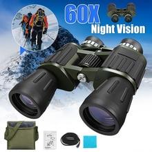 Недавно бинокль ночного видения 60x50 зум мощный HD Оптика для наружного кемпинга путешествия XSD88