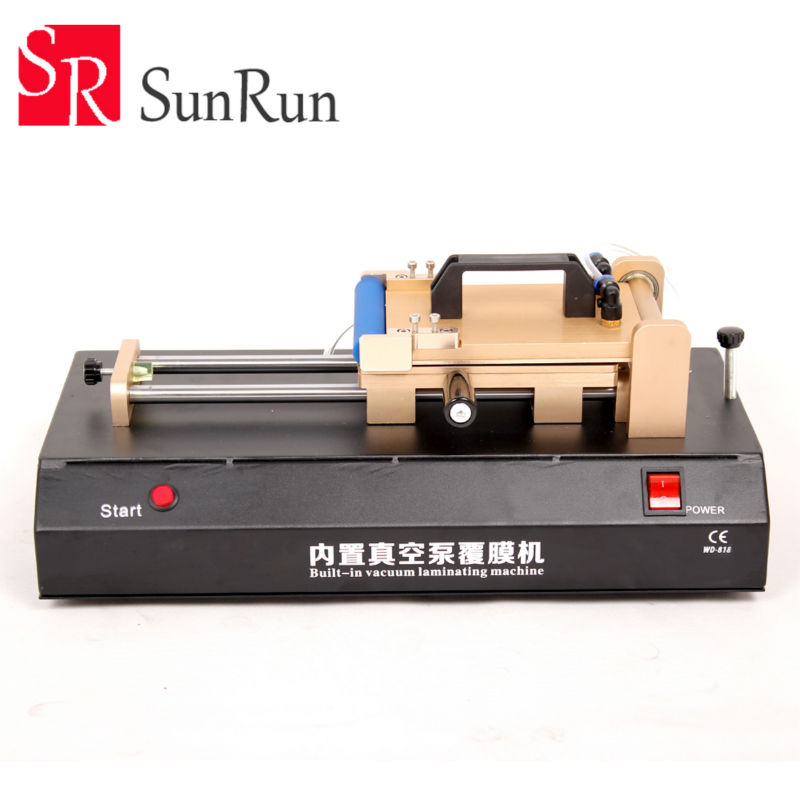 Built-in Vacuum Pump LCD OCA Laminating Machine Universal OCA Laminator For iPhone Samsung LCD Touch Screen Repair ly samsung screen separate pack e oca pack e oca solution e for samsung mobile screen repair specially