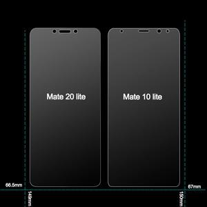 Image 3 - 2 pièces verre pour Huawei Mate 20 Lite verre protecteur décran sur téléphone protection sécurité verre trempé pour Huawei Mate 10 20 Lite