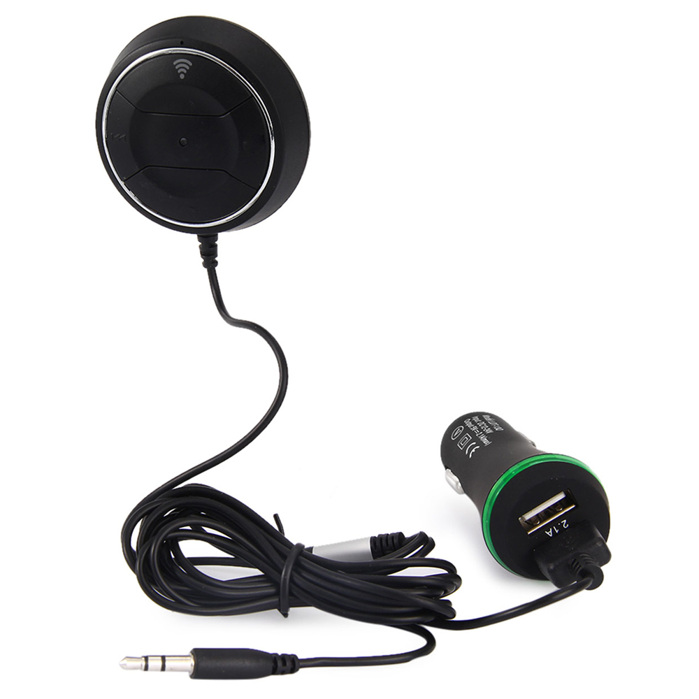 Bluetooth Para Manos Libres Kits De Bluetooth Para Coches V4 Nfc Aux Audio Receptor De