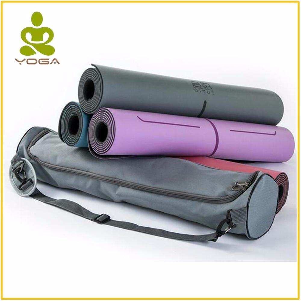 High Quality Waterproof Men Sports Gym Bags For Yoga Mat Fitness Bag Women Travel Handbag Training Duffle Bag