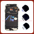 For Samsung Galaxy S4 i9505 i9500 LCD Display with Touch Screen Digitizer Assembly With Frame + Tools Free Shipping