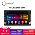 Ownice C500 Universal 2 din Android 6,0 Octa 8 núcleo reproductor de DVD del coche GPS Wifi BT Radio BT 2 GB RAM 32 GB ROM 4G SIM LTE red