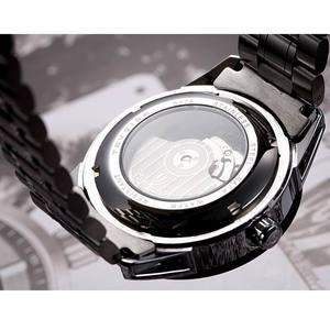 Image 5 - Herren uhren top brand luxus TEVISE Automatische Wicklung Tourbillon Mechanische Uhr Sport Militär Relogio Automatico Masculino