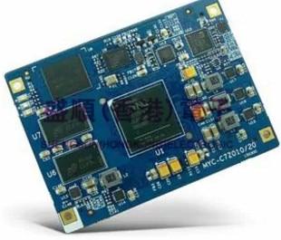 MYC-C7Z020-4E1D-766-I Zynq-7020, DDR3, 4GB EMMC Module Xilinx