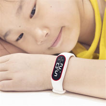 NEW Bracelet Watch Children Watches Kids For Girls Boys Sport Electronic Wristwatch LED Digital Child Wrist Clock Students watch