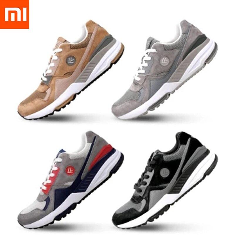 Original Xiaomi Mijia FREETIE 90 Retro Sports Shoes Breathable Casual Shoes Wear resistant Shock Men s