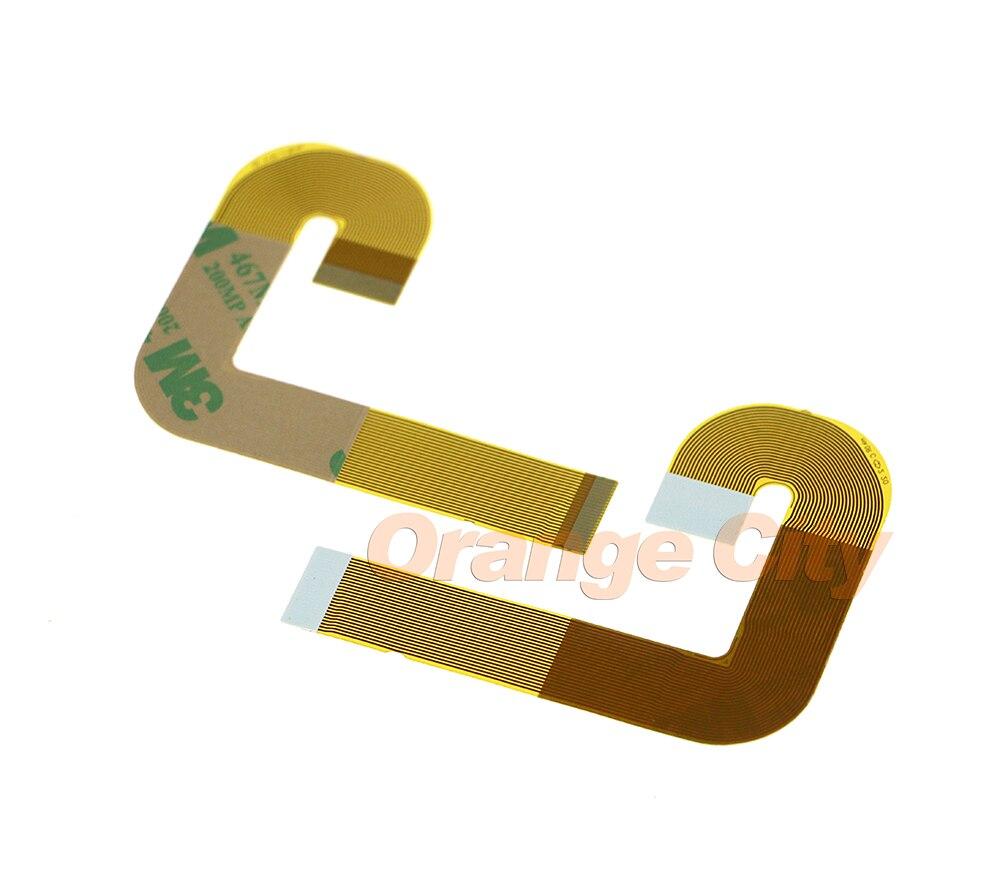 ChengChengDianWan 90000 9XXXX Laser Lens Connections Flat Flex Ribbon Cable 9000X For Playstation 2/PS2 Repair Part 500pcs/lot