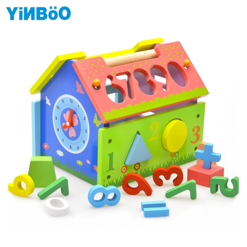 Baby Toys for Children Wooden Classic Multi Shape Sorter Block for Kids Threading Early Educational Game Christmas Gift activity funny kid education toys alphabet abc wooden jigsaw puzzle toy children kids early learning educational game gift