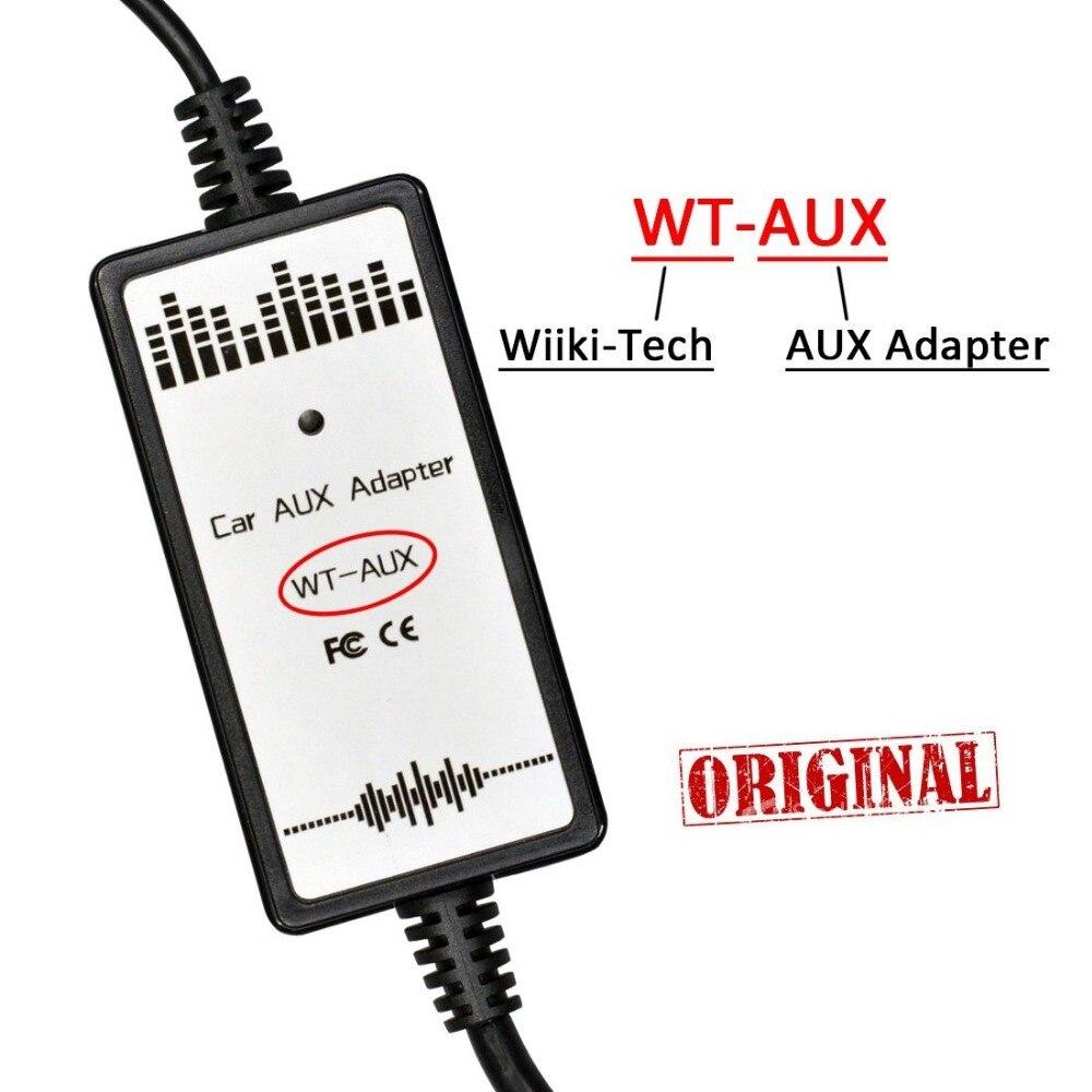 Eredeti szabadalmaztatott gyári rádió 3,5 mm-es audio bemeneti - Autóelektronika - Fénykép 5