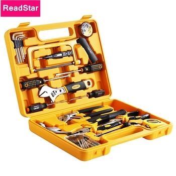 25 sztuk partia ReadStar 3702 wielofunkcyjny zestaw narzędzi box zestawy narzędzi 25 w 1 w połączeniu zestaw narzędzi śrubokręt klucz pudełko cała sprzedaż tanie i dobre opinie Sieć Repair Tool Kit