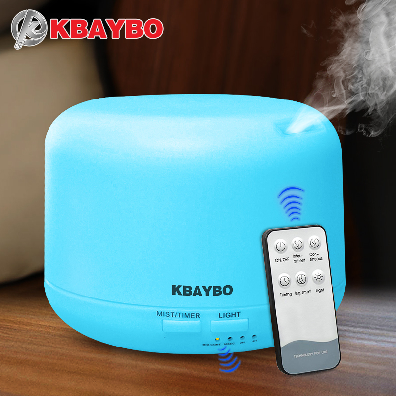 300 ml humidificador ultrasónico del Aroma del aire con 7 luces de Color eléctrico aromaterapia aceite esencial Aroma difusor