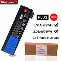KingSener Laptop Batterie für Lenovo Thinkpad X270 X260 X240 X240S X250 T450 T470P T450S T440S K2450 W550S 45N1136 45N1738 68 +