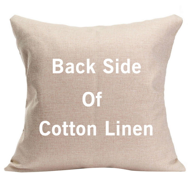 Geometric patterns Cushion Cover Cotton Linen Home Decorative Pillow - Home Textile - Photo 4