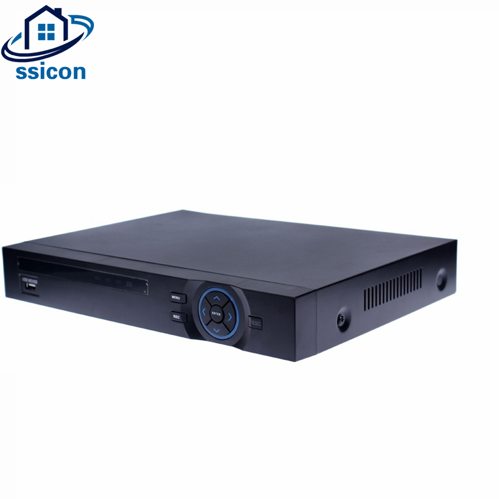 SSICON H.265 4*5MP/8*4MP Onvif Network CCTV 4K NVR 4CH 8CH IP Camera Video Recorder ONVIF P2P Motion Detection XMEYE APP