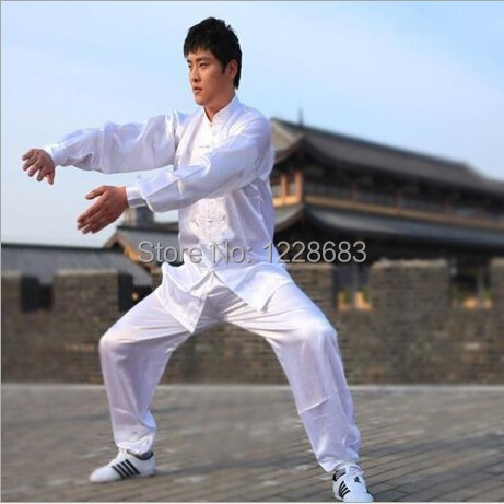 Men And Women Chinese Traditional Kung Fu Uniformes De Artes Marciais Kung Fu Tai Chi Clothes Set Male Tang Taiji Clothing