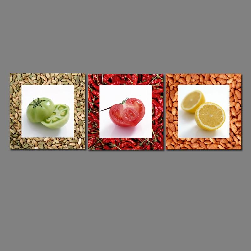 Cuadros para comedores modernos cuadro entereza cuadros for Cuadros tripticos para comedor