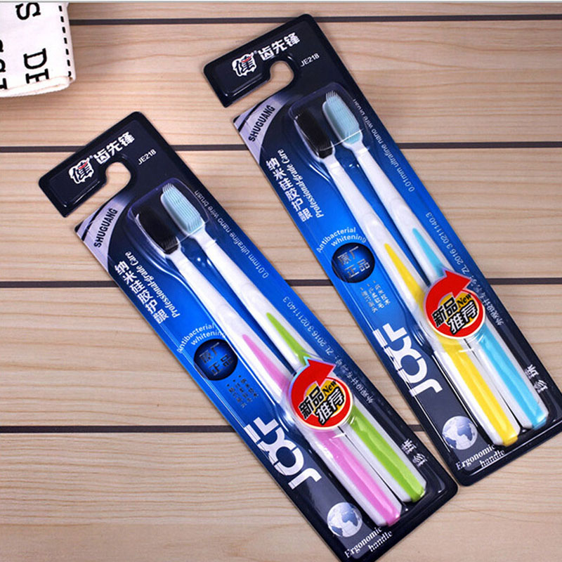 Nano toothbrush brush Full range cleaning Adult Children Tooth Brush 1 pack