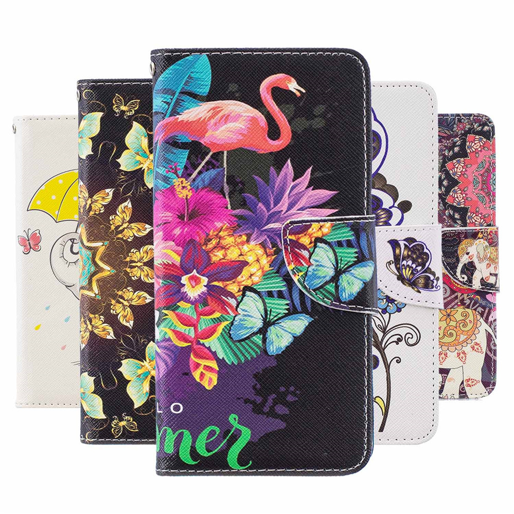 S10 Case For Samsung Galaxy S10 Plus Case Leather Wallet Phone Case For Samsung Galaxy S10 Lite Cases Luxury Flip Leather Funda