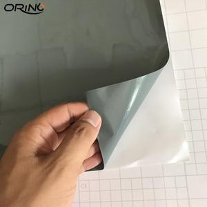 Image 5 - Cement Grey Ultra Gloss Vinyl wrap cement Glossy Nardo Gray Car Wrap Film Coveres with air Free 10/20/30/40/50CMX152CM