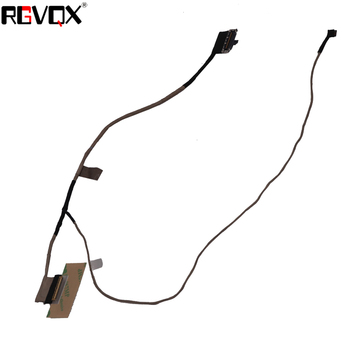 New Laptop LCD Cable for Lenovo U31-70 13.3 For IdeaPad 500S 500S-13ISK 500S-13 PN: DC020025500 Notebook LCD LVDS Cable bdf 500s