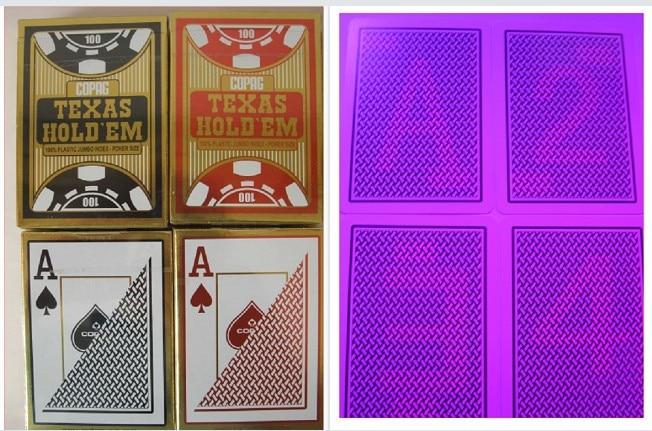 मैजिक पोकर होम-कस्टमाइज्ड कॉपग पर्सपेक्टिव पोकर कार्ड, प्लास्टिक कार्ड्स, सेल्स पर्सपेक्टिव कांटेक्ट लेंस, 88x63mm,
