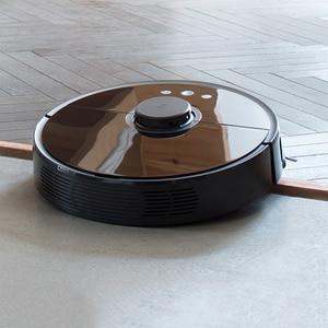 Image 4 - Meilleur cadeau xiaomi youpin roborock s55 s50 aspirateur 2 balayage aspiration nettoyage dépoussiéreur ld capteur intelligent Wifi sans fil