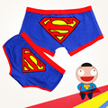 De alta calidad de dibujos animados de algodón underwear men boxer shorts mens underwear pareja de dibujos animados bragas calzoncillos cueca calzoncillos l xl