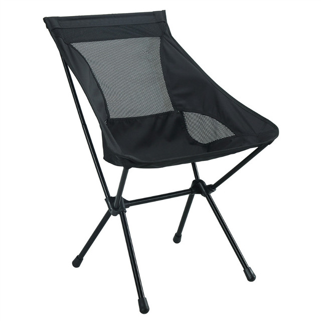 OneTigris Portable Chaise Pliante Heavy Duty Pliable Pour Camping En Plein Air Avec Sac De