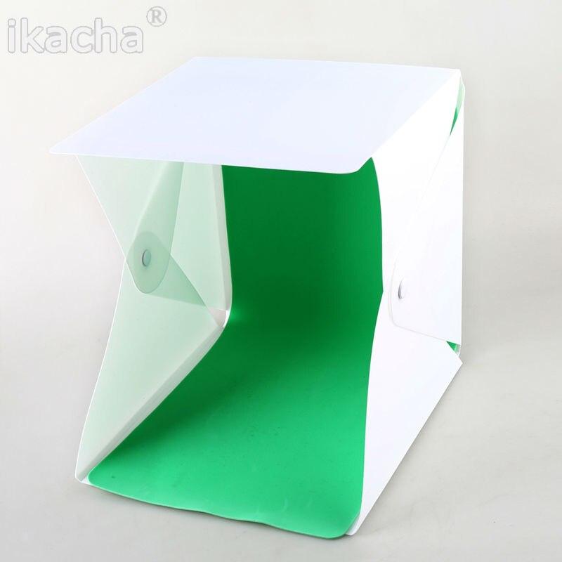 Mini estudio fotográfico portátil de 4 colores Mini Estudio de - Cámara y foto