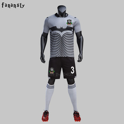 Top quality soccer jerseys 2017 2018 football uniforms men cheap custom youth college soccer jerseys sports wear new arrival