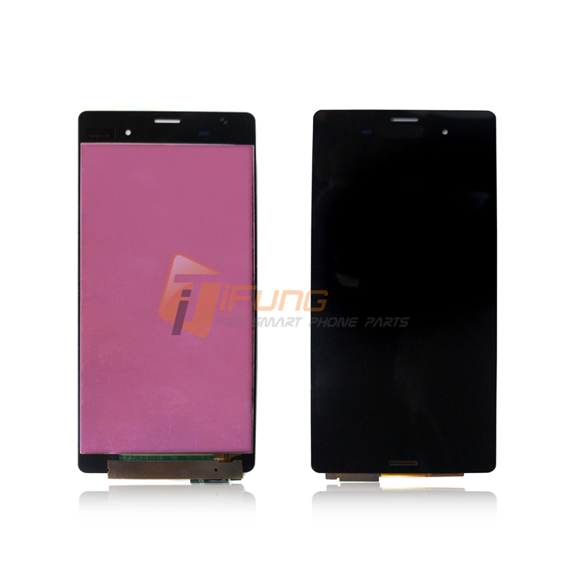Подробнее о 5pcs Free DHL EMS LCD Screen For Sony Xperia Z3 LCD Touch Digitizer Screen Assembly Black/White Color wholesale black and white lcd screen display and touch screen digitizer assembly for sony for xperia m5 free dhl ems shipping