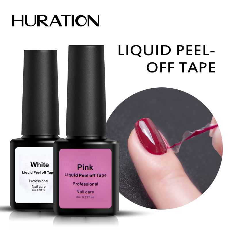 Huration Liquid Peel off Tape 8ml Finger Liquid Tape Skin Protected ...