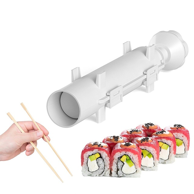 Kitchen Mold Sushi Making Machine Roll Bazooka