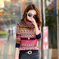 Autumn and Winter 2015 New Fashion thickening basic sweater female pullover turtleneck cashmere Women's sweater