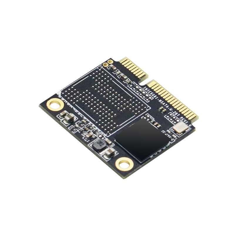 KingSpec SSD HDD половина mSATA 64 Гб SSD 120 ГБ 240 ГБ SSD 500 Гб SSD Mini SATA Внутренний твердотельный диск для компьютера