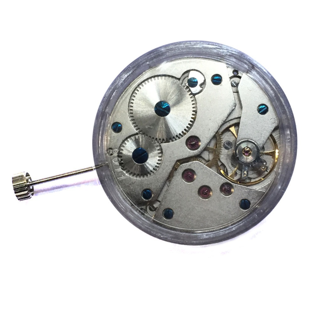17 Jewels Asian Hand-winding 6498 mechanical Movement fit for Vintage men's watches case | Repair Tools & Kits