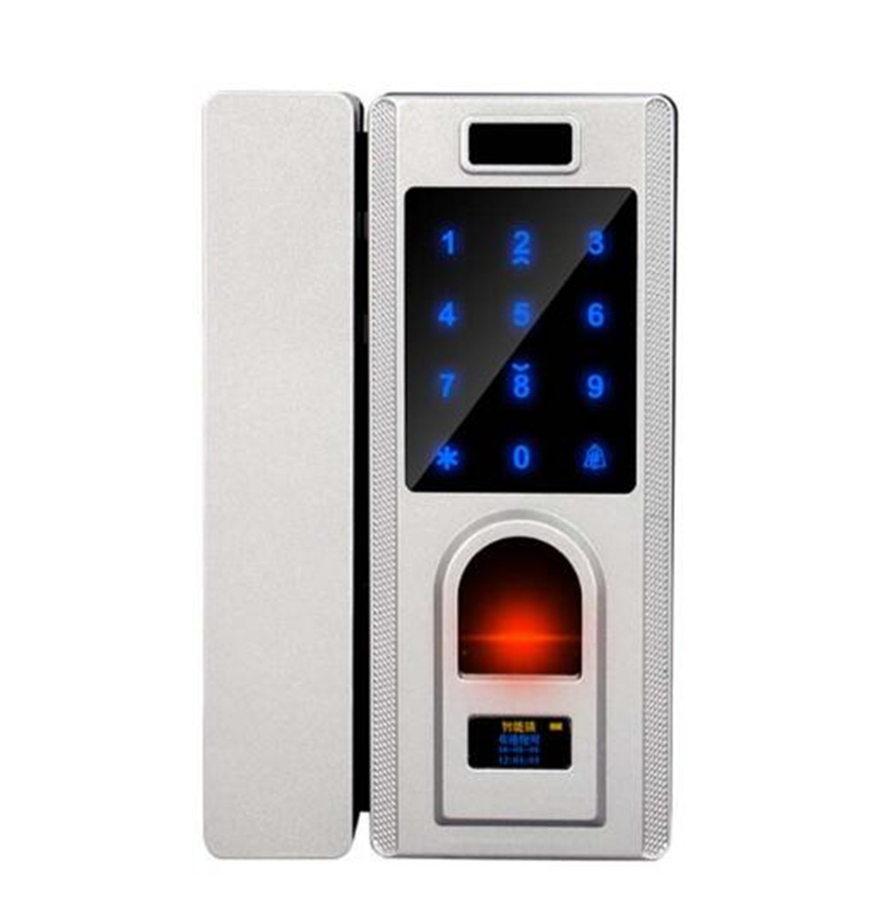 Hot Sale Wireless Wifi Door Lock Fingerprintpasswordsmart Card