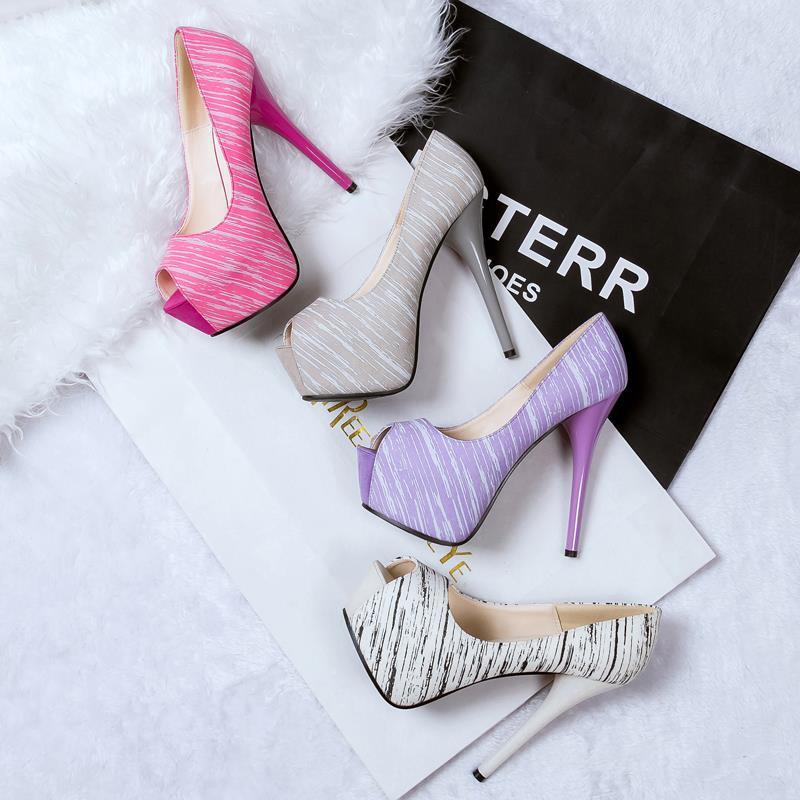 Belleza nuevo 2015 invierno mujeres zapatos De tacón Alto bombea talones  dorado Tenis femenino De los altos talones desnudos Superga Sapatos De Salto  Alto ... de4f0fc980c6