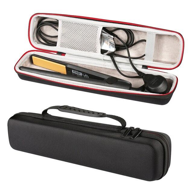 ホット保護ヘアストレートハード袋ボックスケース ghd V ゴールド古典的なスタイラー Stying ツールカーラーボックスポーチカバー