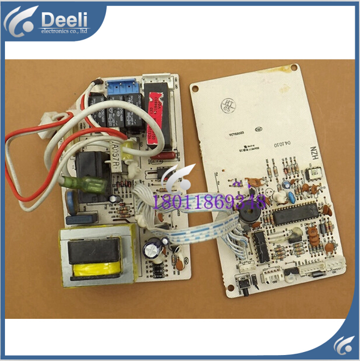95% new good working for Haier air conditioning accessories 0010403444 computer board power supply board motherboard 95% new used for refrigerator computer board 5140004301 5wk56491 power supply board good working