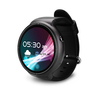 I4 Pro Smart Watch Ram 2GB/Rom 16GB Android 5.1 3G Bluetooth Watchphone MTK6580 Heart Rate Smartwatches for Andorid/IOS PK LES1