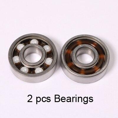 2pcs Bearings