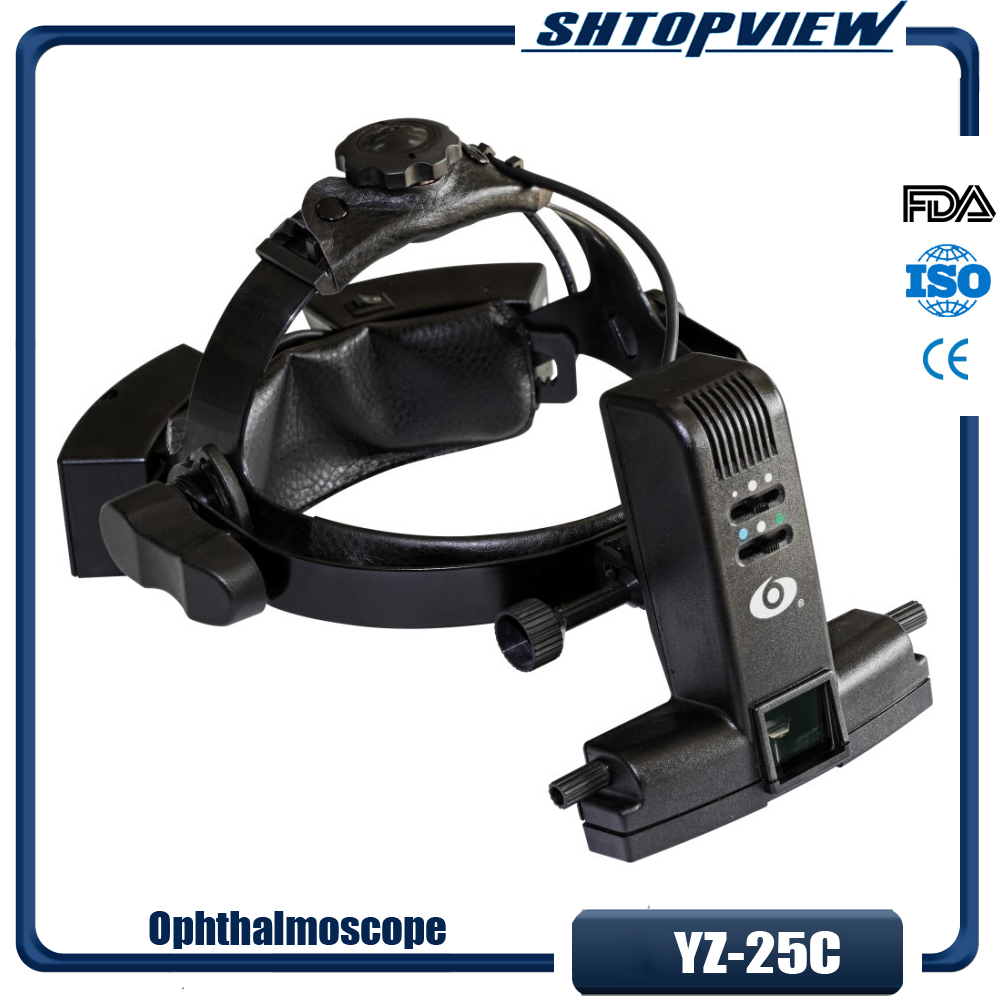 US $1248 88  YZ 25C Head worn Binocular Indirect Ophthalmoscope  rechargable-in Instrument Parts & Accessories from Tools on Aliexpress com    Alibaba