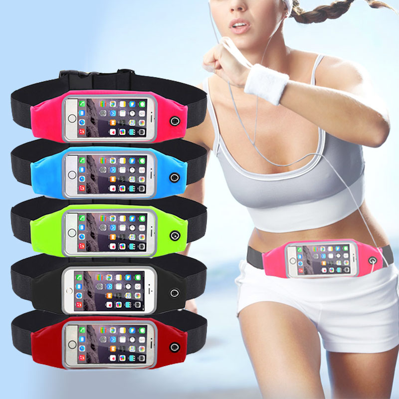 New Running Wallet Mobile Phone Bag For Umi Emax Mini Hammer s Iron Pro Rome Zero Zero2 Gym Waist Bags Waterproof Sports Cases